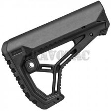 Fab Defense GL-CORE Stock Black Collapsible Stock Mil-Spec/Commercial 5.56/223