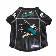 San Jose Sharks NHL Pet dog jersey shirt (all sizes) NEW