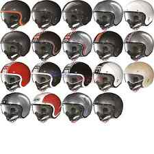 Nolan Helmets N-21 Helmet Open Face Scooter/Motorcycle Street DOT