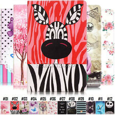 Cute Flip Magnetic PU Leather Stand Case Cover For Samsung Galaxy Tab E/ A 10.1""