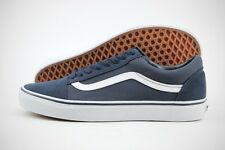 Vans Old Skool VN0A31Z9M4F Navy Suede Canvas Casual Shoes Medium (D, M) Men