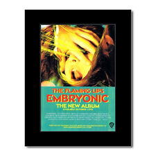FLAMING LIPS - Embryonic Matted Mini Poster - 21x28.5cm