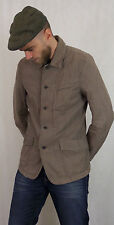 Ted Baker Worker Military Style Jacket Size 3 Small