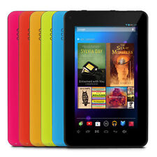 """Ematic 7"""" Google Android 4.2 Quad-Core Capacitive 8GB Wifi HD Tablet - EGQ307"""