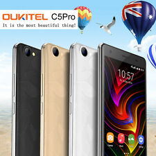 OUKITEL C5 Pro 4G Smartphone 5.0in Android 6.0 Quad 1.3GHz 2GB RAM 16GB ROM XRC@