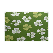 Lucky Holiday Floral Print Indoor, Outdoor Rug (4' x 6')