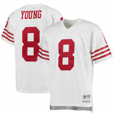 Steve Young Mitchell & Ness San Francisco 49ers Football Jersey - NFL