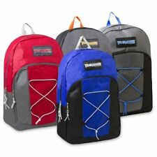 """Trailmaker 17 Inch Bungee """"Pop Bungee"""" Backpack New With Tags"""