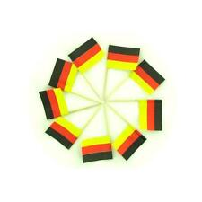 German Flag Food Picks  Packs of 144
