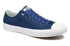 Men's Converse Chuck Taylor All Star II Ox M Low rise Trainers in Blue