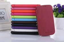 SALE PU Leather Flip Case Phone Book Cover For Samsung Galaxy S3 SIII i9300 *FG