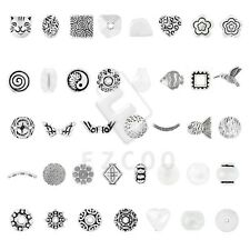 6-400pcs Tibetan Silver Beads Loose Charm Spacer Jewelry Findings 38 Style HC