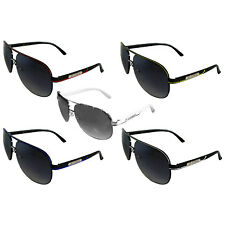 DG Eyewear Unisex Vintage Aviator UV Protection Sunglasses