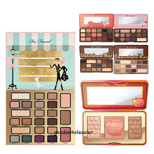 new  Chocolate Bar & Bon Bons & Semi Sweet Peach GLOW Eyeshadow Palette