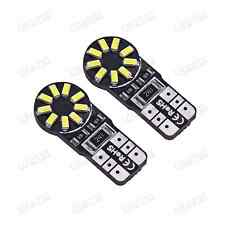Mazda 3 03-09 MPS Number Plate Lights - Bright White LED SMD Canbus - Fast Post
