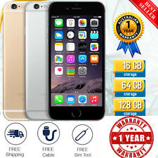 "Apple iPhone 6 Plus ""Factory Unlocked"" 4G LTE 8MP Camera WiFi iOS Smartphone AA1"