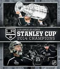 NHL: Stanley Cup 2014 Champions - Los Angeles Kings (Blu-ray Disc, 2014)NEW-FREE