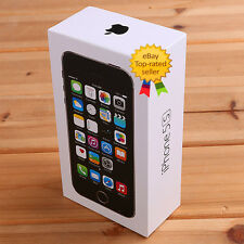 New in Sealed Box Factory Unlocked APPLE iPhone 4S 5 5S 16-64GB 4G Smartphone E1