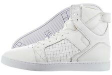 Supra Skytop LX S67002-WWW White Leather Skate Casual Shoes Medium (D, M) Mens