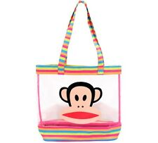 Paul Frank Julius Monkey BEACH BAG - Two colours - NEW WITH TAGS