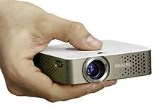 Philips PicoPix PPX3414 LED Pocket Handheld Projector with Media Player, V4JJ#