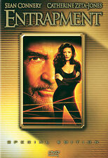 Entrapment (DVD, 2006, Special Edition Widescreen Sensormatic) - Like New