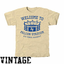 Air Force Falcons Stadium Tri-Blend T-Shirt - Cream - NCAA