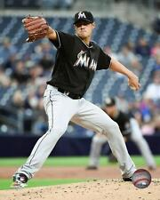 Wei-Yin Chen Miami Marlins 2016 MLB Action Photo TY049 (Select Size)