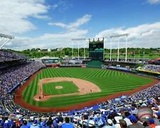 Kauffman Stadium Kansas City Royals MLB Photo TY141 (Select Size)