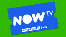 Carling NOW TV - 1 Day Pass - ALL 7 SKY SPORTS CHANNELS - 24 Hours,fast despatch