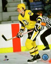 Mario Lemieux Pittsburgh Penguins NHL Action Photo TW165 (Select Size)