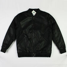 Crooks & Castles The Maximos Woven Jacket in Black NWT CROOKS - FREE SHIPPING