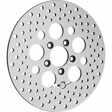 Drag Specialties Brake Rotor One-piece for Harley-Davidson 1710-1062 Rear