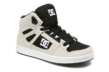 Kids's DC Shoes REBOUND B Hi-top Trainers in Grey