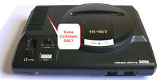 SEGA Mega Drive  - 100+ Select From List - Game Cartridge ONLY