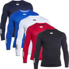 Canterbury Baselayer Cold Long Sleeve Junior Small - Rugby Football hockey