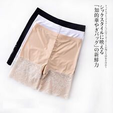 New Fashion Women Summer Bud silk Safety Short Pants Underwear ice silk tights