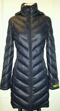 Calvin Klein packable lightweight down coat Taupe,Navy Blue NWT