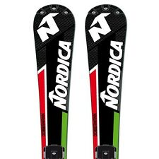 Nordica 16 - 17 Dobermann SL Plate Skis w/Marker Piston Plates NEW !! 165cm
