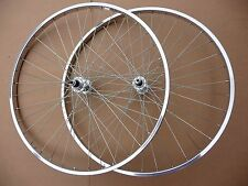 "26x1 3/8"" Single speed Wheels Rear Front Wheelset Vintage Bicycle Bike"