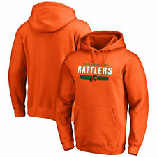 Florida A&M Rattlers Team Strong Pullover Hoodie - Tennessee Orange - NCAA