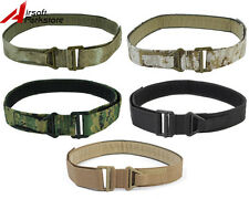 Tactical Military CQB Rigger Rescue Nylon Duty Belt Emergency Survival  M/L/XL