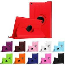 Artificial Leather Folding Folio Case  For Amazon Kindle Fire HD 8 Inch Tablet