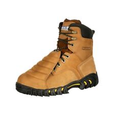 Michelin Work Boots Mens Sledge Steel Toe Metatarsal Brown XPX781