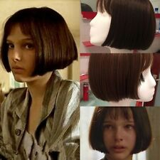 2016 Short Straight BOB Style Cosplay Wig Synthetic Party Wigs W/ Cap for Women