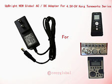 AC Adapter For Korg Ampworks Modeling Bass Guitar Multi Effects 5V Power Supply