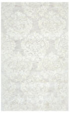 Rizzy Rugs Beige Contemporary Ornamental Garlands Area Rug Geometric MF9589