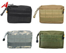 Tactical Military Hunting Molle Belt Utility Accessory Magazine Drop Pouch Bag