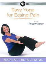 Yoga for the Rest of Us: Easy Yoga for Easing Pain with Peggy Cappy Peggy Cappy