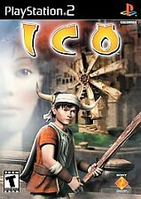 ICO (SONY PLAYSTATION 2 VIDEO GAME SYSTEM, 2001) - JAPANESE VERSION PS2